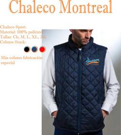 CHALECO MONTREAL