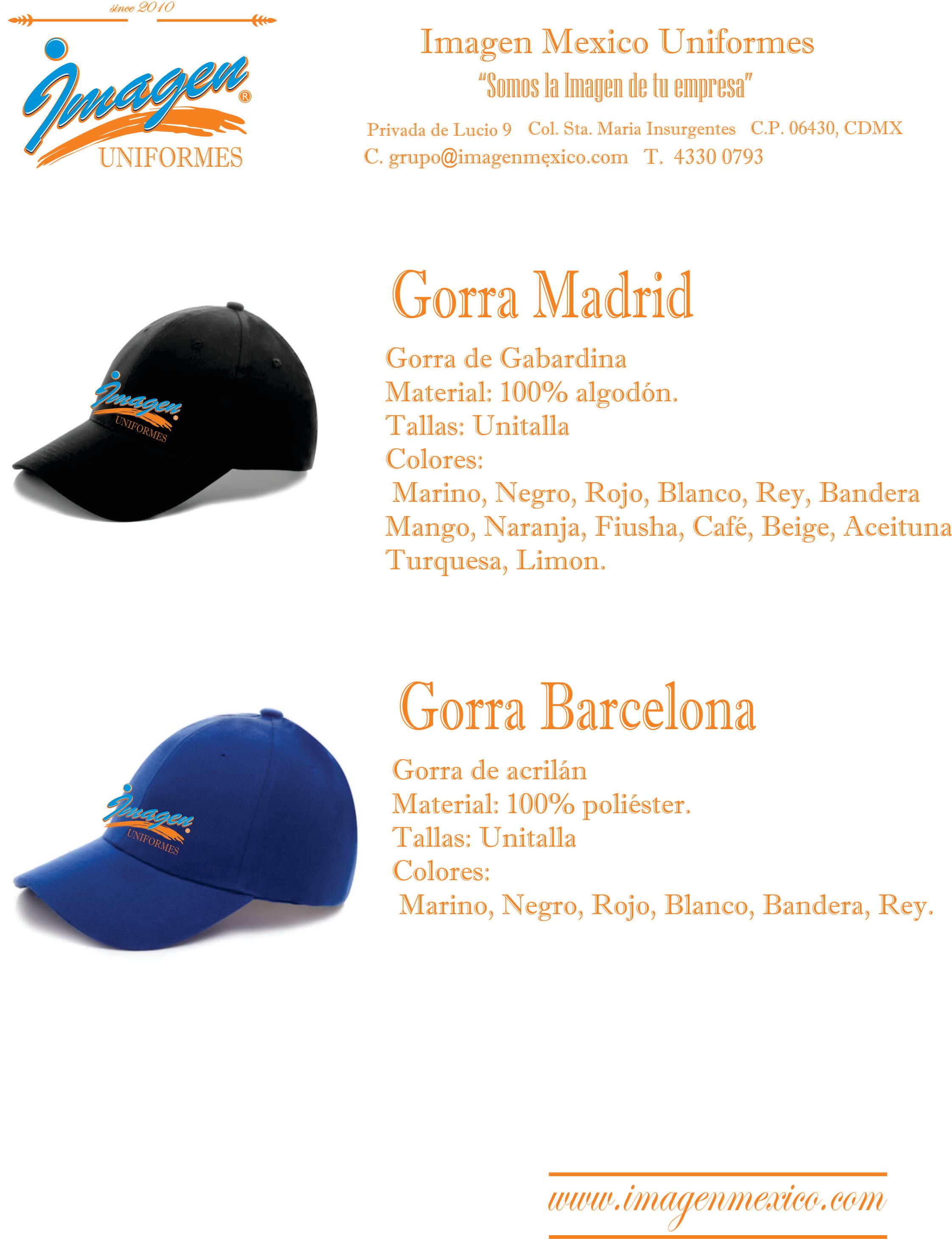 Gorras España