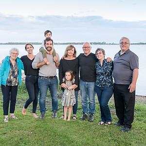 Rubadeau Family