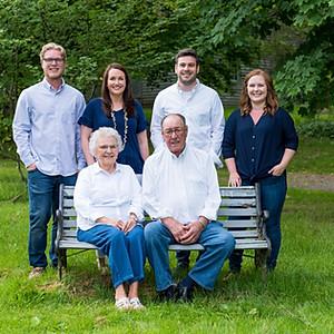 Begbie Family