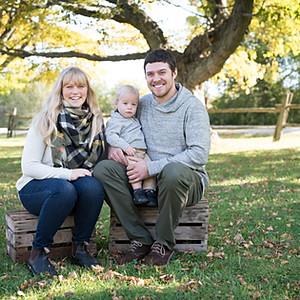 Karnik-Corbin Family