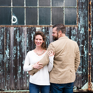 Prince Edward County Engagement Photos - Mike and Steph