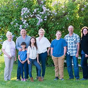 Closson Family