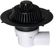 097802 - HyDrain Complete Unit with 75mm Side Outlet