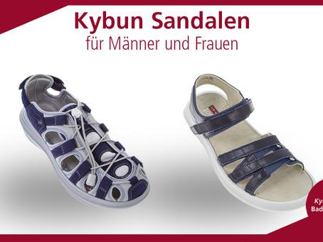 Die neuen Sandalen-Modelle für den Sommer