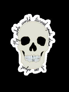 Bones TV Sticker