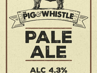 Pig & Whistle Pale Ale