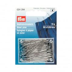 Épingle piquer acier 0,50x30 mm 10g