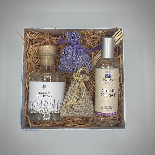 The Home Fragrance Gift Set
