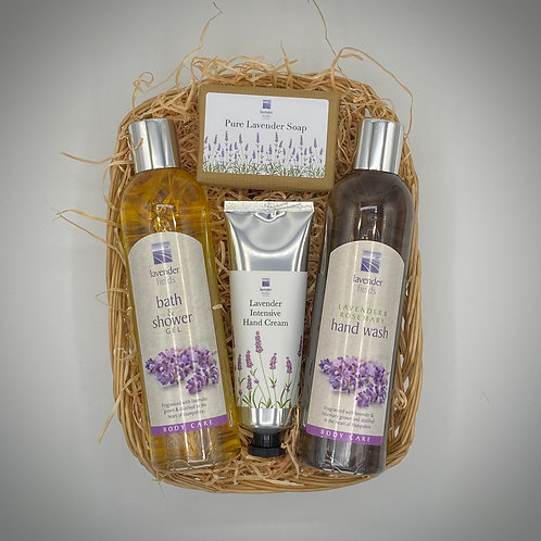 The Classic Lavender Gift Set