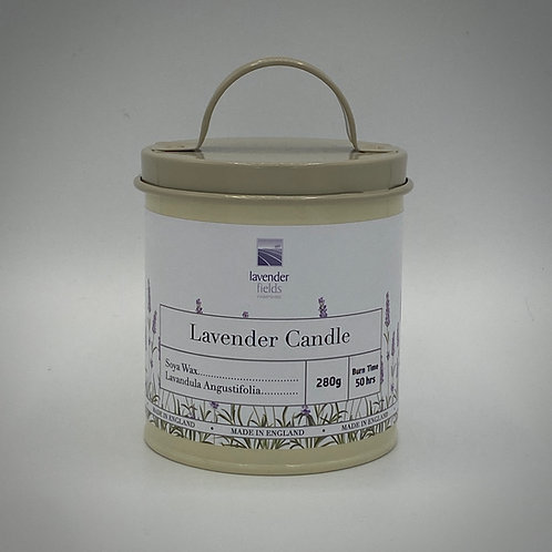 Pure Lavender Candle