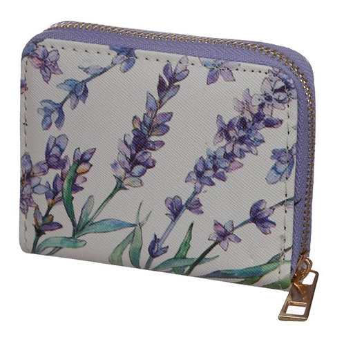 Lavender Design Purse