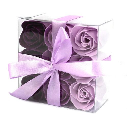 Lavender Bath Petals - 9 Buds