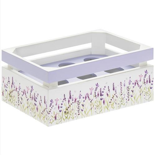 Lavender Design Egg Crate