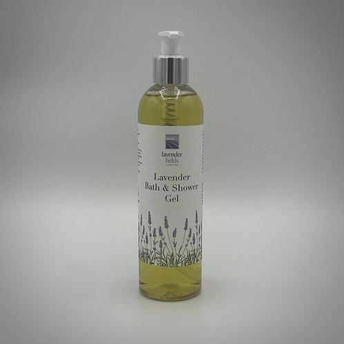 Lavender Bath & Shower Gel