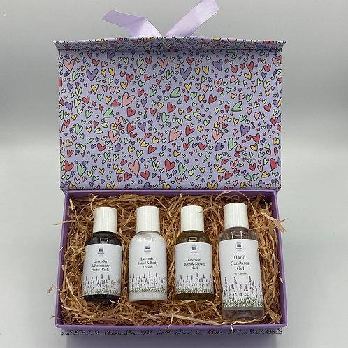 The Lavender 'Minis' Gift Set