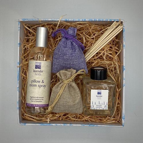 The Home Fragrance Gift Set
