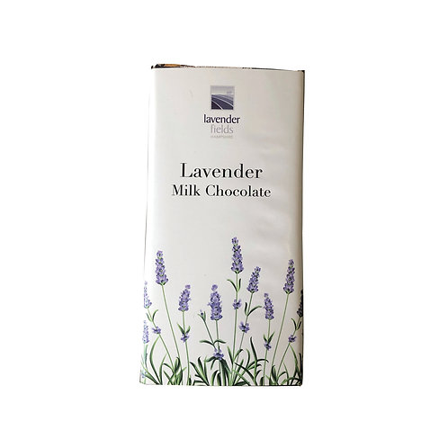 Lavender Milk Chocolate