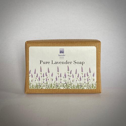 Triple-Milled Lavender Soap