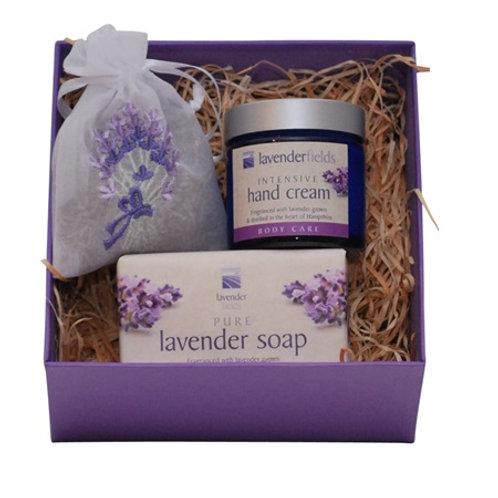 Lavender Hand Care Gift Set
