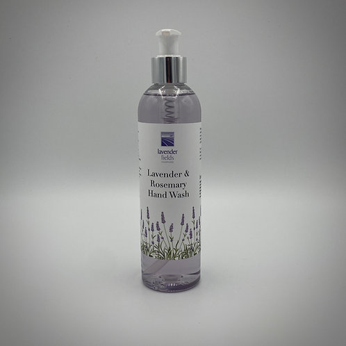 Lavender & Rosemary Hand Wash
