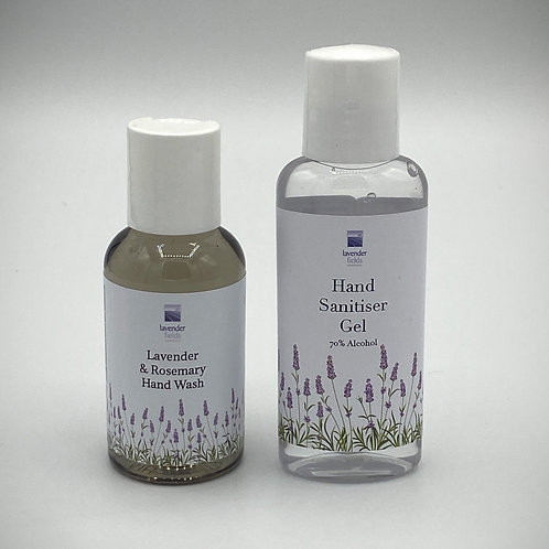 Lavender Fields 'Out and About' Kit