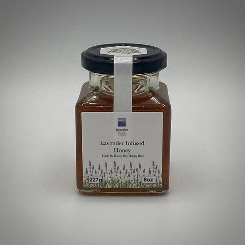 Lavender Fields - Infused Honey