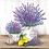 Thumbnail: Lavender Paper Napkins - 25x25