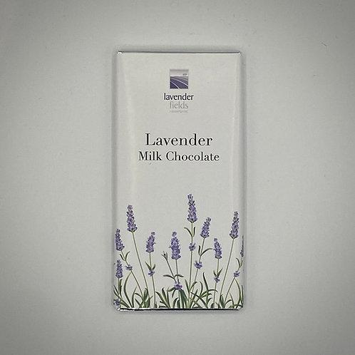Lavender Milk Chocolate
