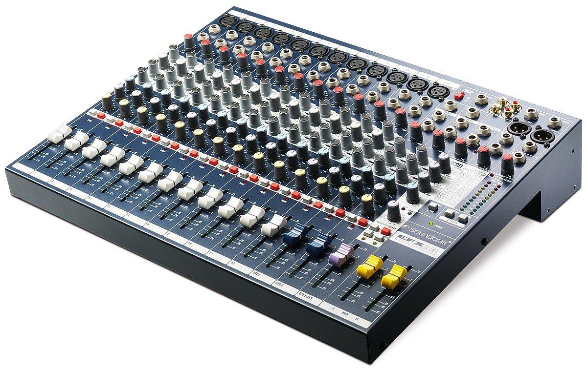 2 Mesas de Sonido Soundcraft