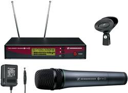 2 Micrófonos Inalámbricos Sennheiser