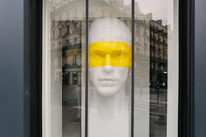 Graphic City - Laurent Delhourme - Paris