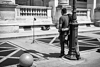 Laurent Delhourme - French Street Storytelling - Paris