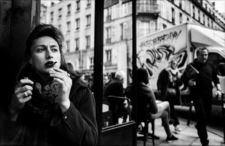 Laurent Delhourme - Street photography - Paris - New York City