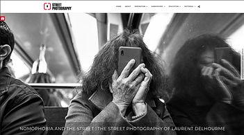 Laurent Delhourme streetphotographer par