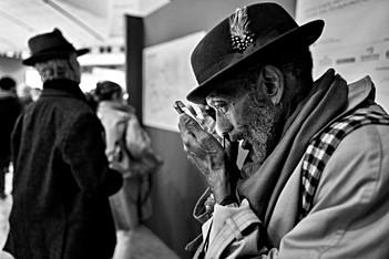 Laurent Delhourme - French Humanist Phototgrapher - Paris