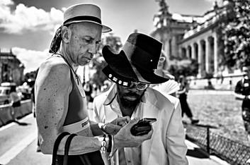 Laurent Delhourme - French Streetphotography - Paris