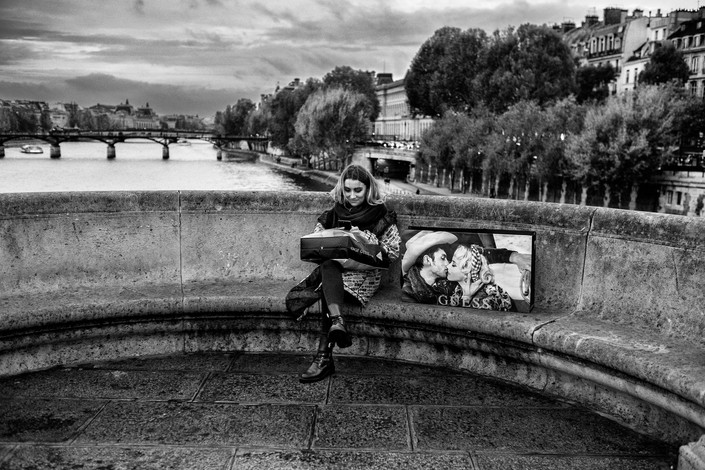 Laurent Delhourme - Street photographer - Paris - France