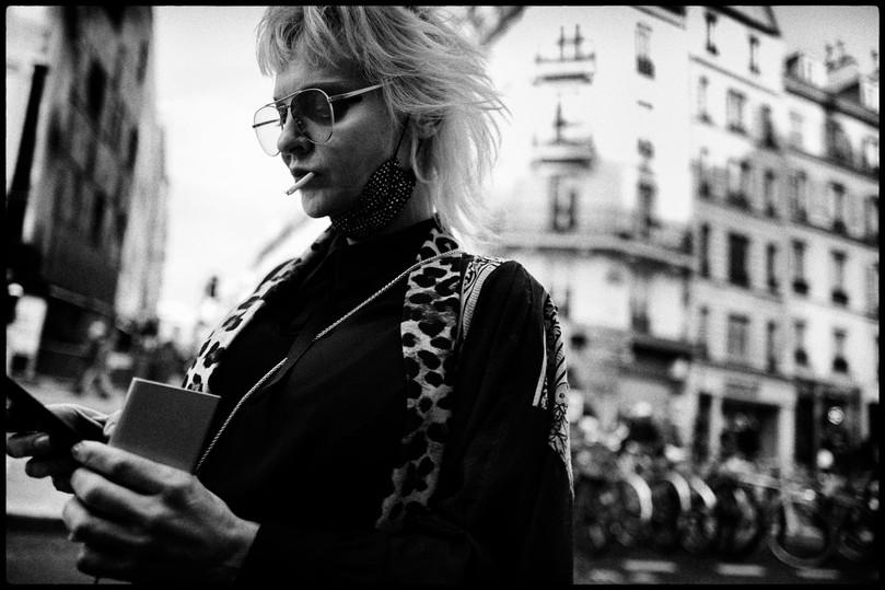 Laurent Delhourme - French Street Photographer - Paris -