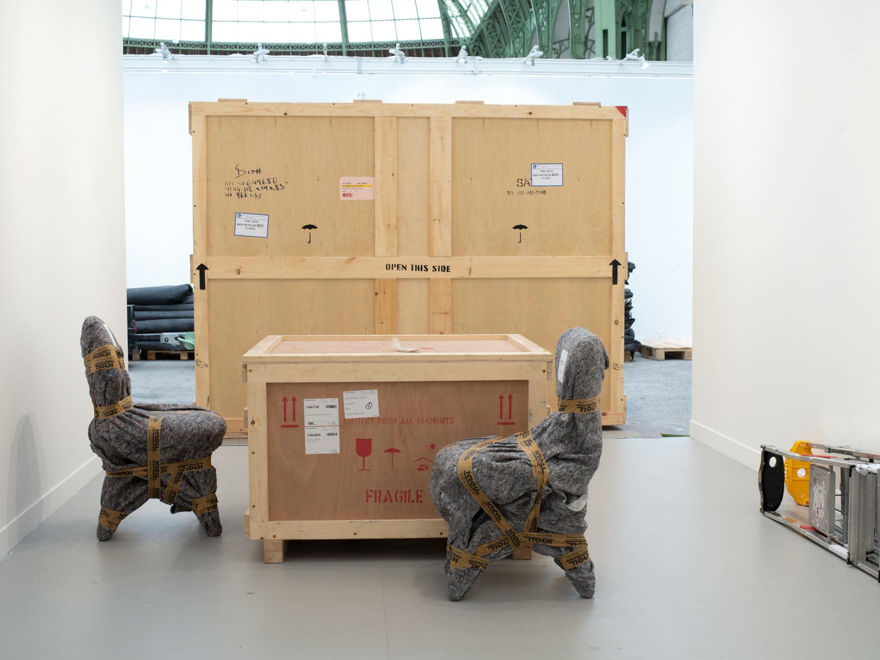 foire international art contemporain france