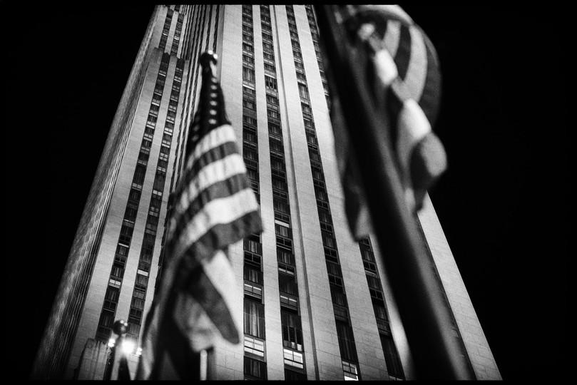 Laurent Delhourme - French street photographer - New-York City