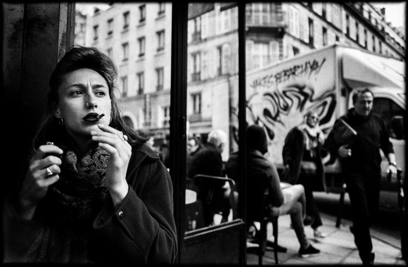 Laurent Delhourme - Street photographer