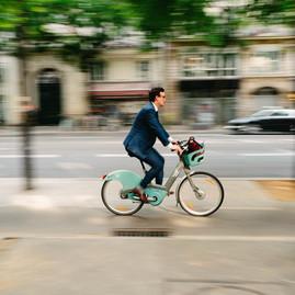 location velib paris, coronapistes, déplacement décarboné, transport domicile travail
