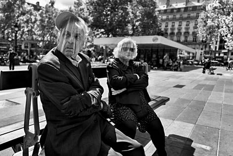 Laurent Delhourme - Photographie humaniste Paris