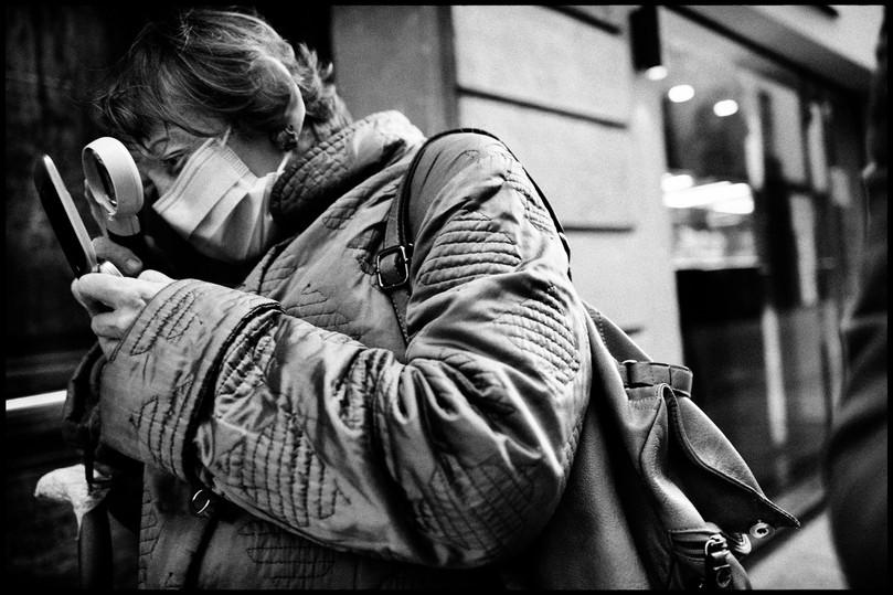 Laurent Delhourme - Photographe de rue -