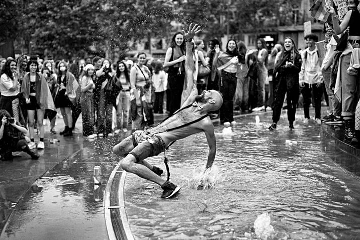 Laurent Delhourme - Photographe documentaire - Paris