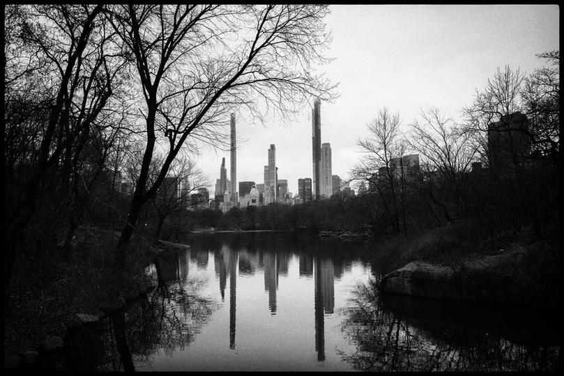 Laurent Delhourme -  street photographer - New-york city