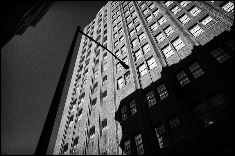 Laurent Delhourme - French street photographer - New york city