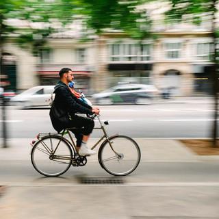 coronapiste paris, série sur les vélos à paris