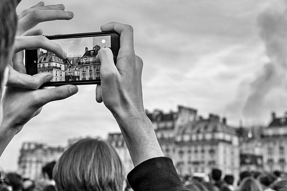 Laurent Delhourme - Street photographie paris